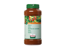 Chilipeper gemalen, bus 450 gr
