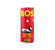 Bos Ice tea original organic 25 cl per blik, tray 12 blikken