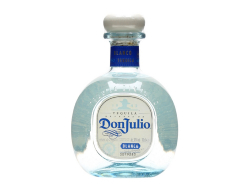 Don Julio Tequila blanco 100% agave 38%, fles 70 cl