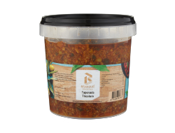 Tapenade tricolore, pot 1 kg