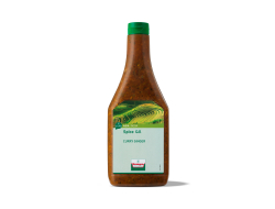Pure kruidenolie curry ginger, fles 870 ml