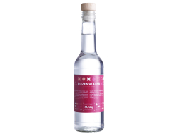 Rozenwater, fles 33 cl