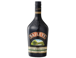 Bailey's Irish cream 17%, fles 1 ltr