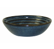 Churchill Bowl bit on the side blauw ripple 0,14 ltr 113x35 mm, doos 12 stuks