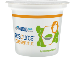 Drinkvoeding resource dessert fruit appel 3 flessen à 125 ml per kt, try 12 kts