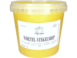 Venkel-wortelsoep, pot 1 ltr