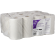 Pro Smart Choice Mini poetspapier recycled tissue 1-laags 21 cm 120 mtr per rol, doos 12 r