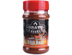 Bbq rub spicy chipotle, bus 180 gr