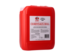 Currysaus elite hell, can 10 kg