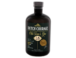 Zuidam Dutch dry gin courage old Tom 40%, fles 70 cl
