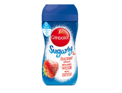 Zoetstof sugarly 275 gr per pot, tray 6 potten