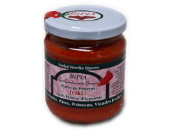 Puree de piment d'espelette, pot 180 gr