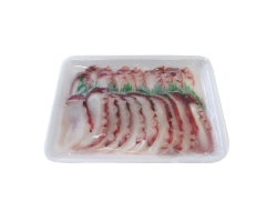 Sushi topping octopus, tray 180 gr
