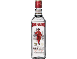 Beefeater Gin 40%, fles 1 ltr