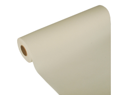 Tafellopers Royal Collection champagne tissue, 40x240 cm, per stuk
