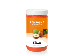 Compound hazelnoot, pot 1 kg