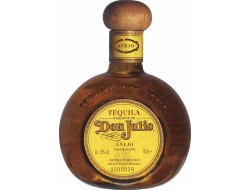 Don Julio Tequila don Julio anejo 100% agave 38%, fles 70 cl