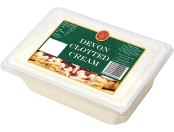 Clotted cream, bak 1 kg