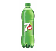 7-up Lemon lime regular 1 ltr per fles, tray 6 flessen