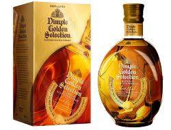 Dimple Whisky golden selection 40%, fles70 cl