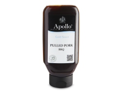 Barbecuesaus pulled pork, fles 670 ml