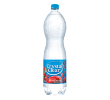 Crystal Clear Fruitwater cranberry 1,5 ltr per fles, krimp 6 flessen