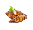 Salomon F.World Kipfilet chick'n fingers fire roasted, zak 1 kg