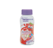 Nutricia Nutrinidrink smoothie rood fruit, fles 200 ml