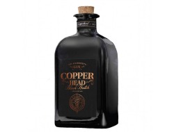 Copperhead Gin black batch, fles 50 cl
