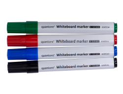 Whiteboardstift assorti, etui 4 stuks