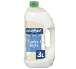 Hellmann's Yoghurtdressing naturel, fles 3 ltr