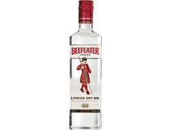 Beefeater Dry gin 40%, fles 70 cl