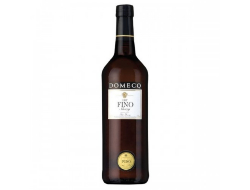Domecq Sherry fino dry 15%, fles 75 cl