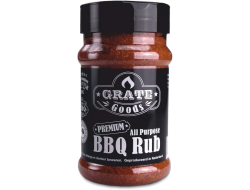 Bbq rub premium all purpose, bus 180 gr