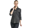 Chaud Devant Blouse dames antra denim m, per stuk