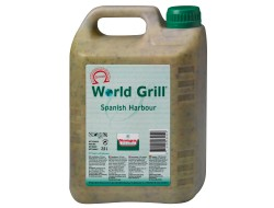 Marinade world grill Spanish harbour, can 2,5 ltr
