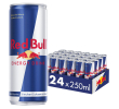 Red Bull Energy drink single 25 cl per blik, tray 24 blikken