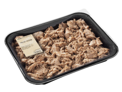 Pulled Chicken, bak 750 gram