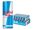 Red Bull Energy drink sugar free 25 cl per blik, tray 24 blikken