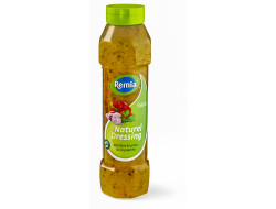 Salata naturel 800 ml per fles, tray 6 flessen