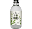 Sir James Gin tonic alcoholvrij 25 cl per fles, tray 12 flessen