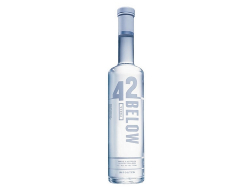 Pure vodka 40 %, fles 70 cl