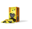 Clipper Tea Infusion thee gember en citroen fairtrade bio 2,5 gr per zkj, dsj 25 zkj
