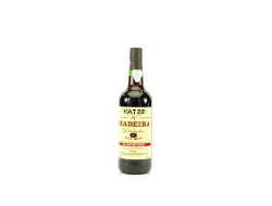 Madeira Port vat 22 17,5%, fles 75 cl