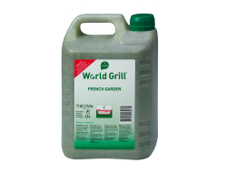Marinade pure world grill French garden, can 2,5 ltr