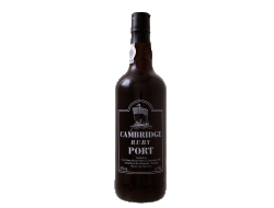 Cambridge Port ruby, fles 75 cl