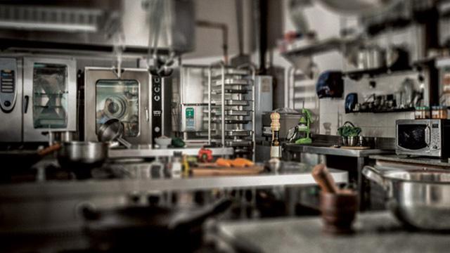 Professionele horeca keuken inrichten horeca groothandel bidfood